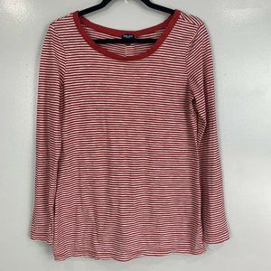 2 for $20 Splendid Striped Button Back Top